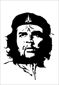 klingon che guevara